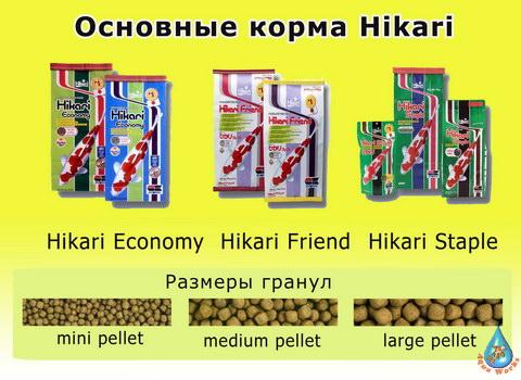 Osnovnoy-korm Hikari-dlya-ryb